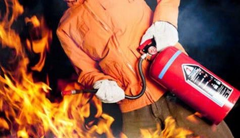 Szkolenie z Ochrony Przeciwpożarowej